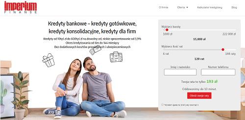 Imperium Finanse Opinie imperiumfinanse.pl ❷❸ opinie