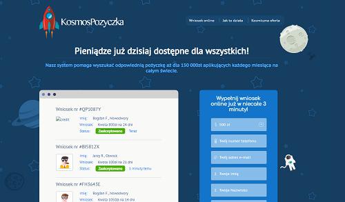 Kosmos Pożyczka Opinie Użytkowników i Forumowiczów